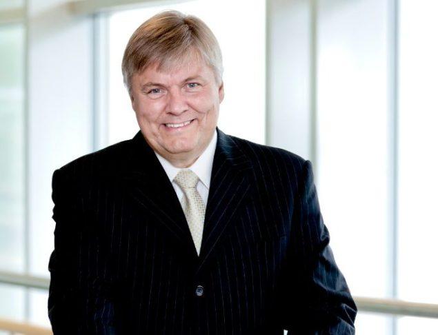 Henrik O. Madsen, DNV GL Group CEO. Image credit: DNV GL