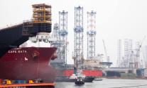 keppel shipyard shipbuilding singapore
