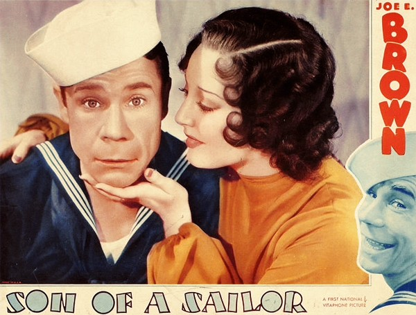 Son of a Sailor (1933)