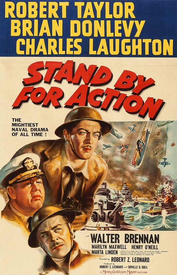 Stand By for Action (MGM, 1943)