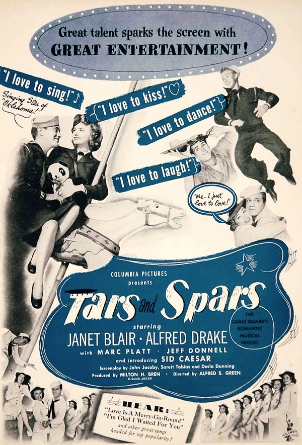 Tars and Spars (Columbia, 1946)