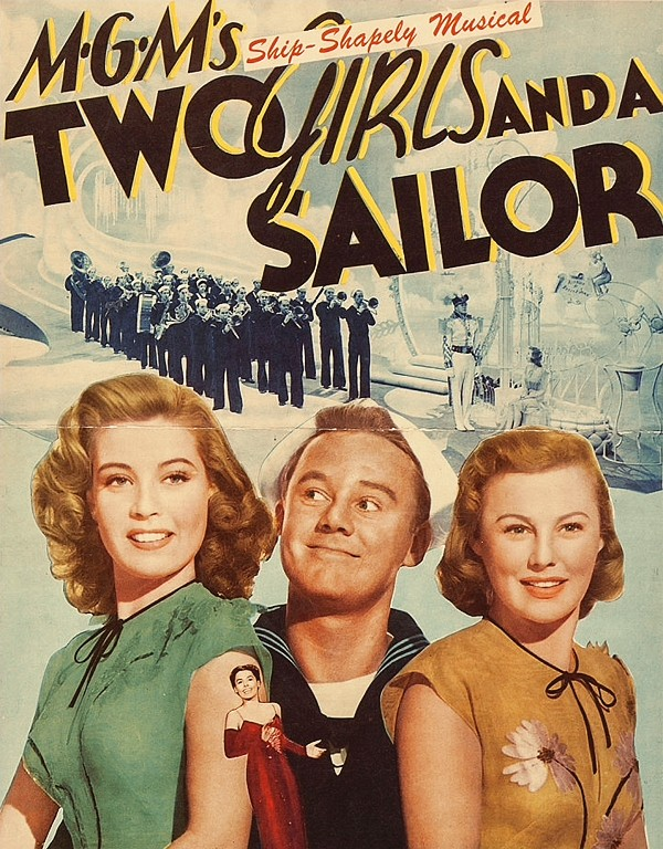 Two Girls and a Sailor (MGM, 1944)