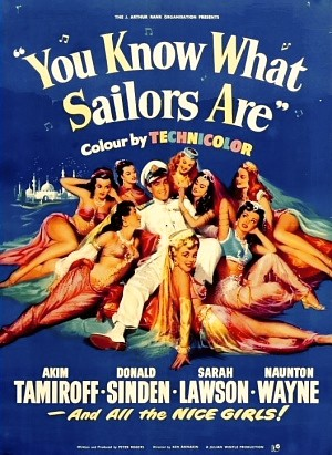 You Know What Sailors Are mini