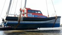 Dutch Naval Architects and Sea Rescue Professionals Unveil Next-Generation Fast Rescue Lifeboat
