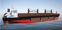China Navigation Orders Four More Deltamarin Bulk Carriers