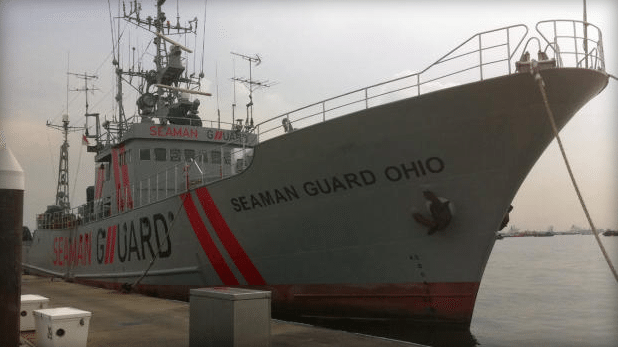 MV Seaman Guard Ohio