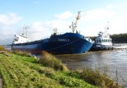 Kiel Canal Collision: MV Siderfly Damage Worse Than Expected, Waterway Remains Closed