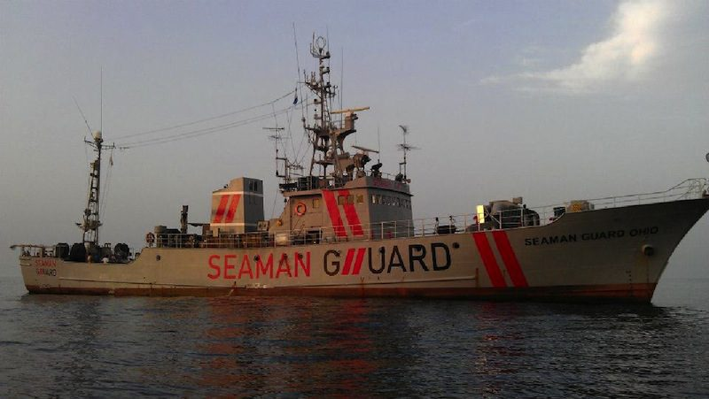 AdvanFort's Seaman Guard Ohio. Image: AdvanFort