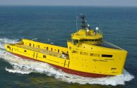 "Damen Shipyards Delivers ""World Emerald"""