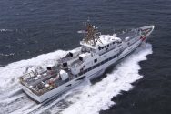 Eighth Damen-Designed Fast Response Cutter Delivered to U.S. Coast Guard