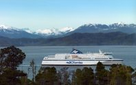 Canada's BC Ferries Shortlists Five Shipyards to Build LNG-Powered Ferries