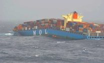 ClassNK Releases New Guidance for Large Containerships Following MOL Comfort Loss