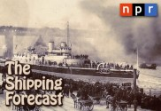 Audio: National Public Radio; The Shipping Forecast