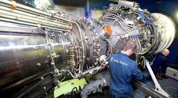 MT 30 engine rolls royce