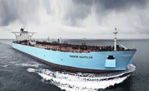 maersk nautilus vlcc tanker