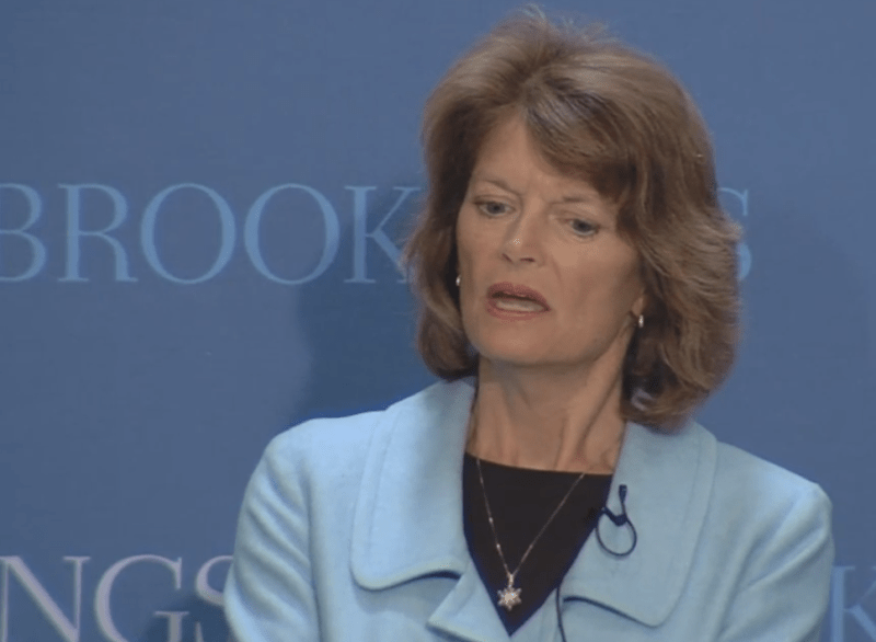Lisa Murkowski brookings