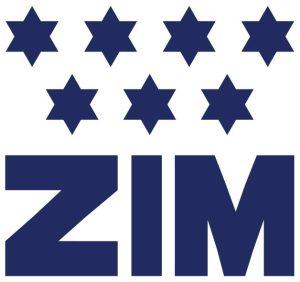 zim shipping logo