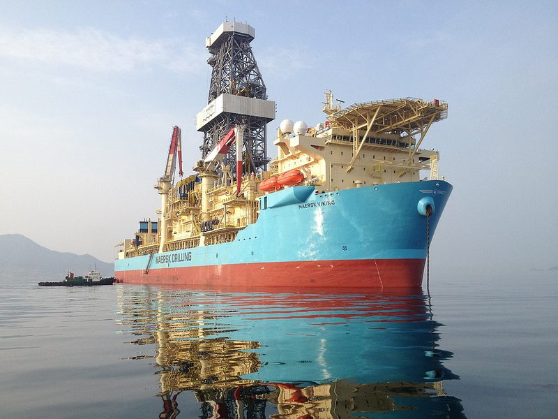 Maersk Viking drillship. File Photo: Maersk Drilling