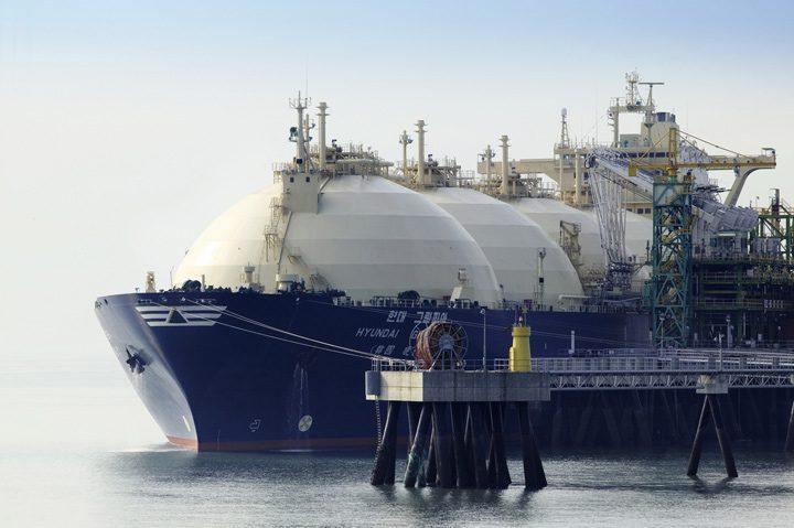 hyundai merchant marine lng carrier