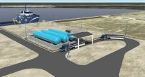 Harvey Gulf Breaks Ground on Nation's First LNG Bunkering Facility