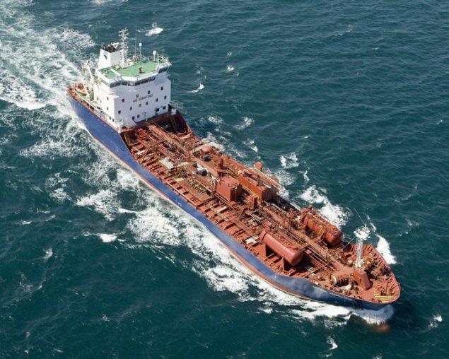 nordic tankers marianne
