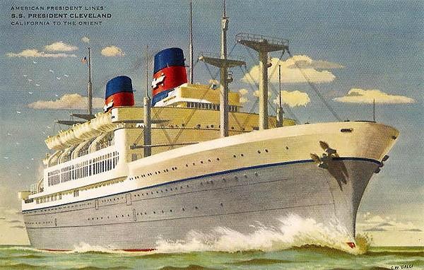 SS President Cleveland