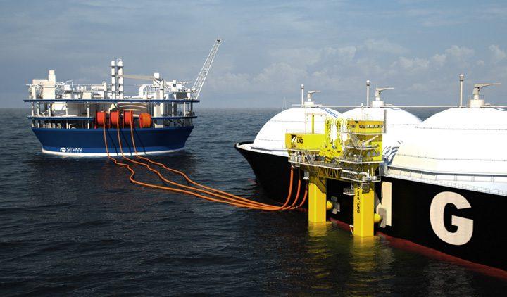 Sevan marine flng transfer hiload