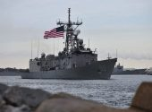 Navy Commanding Officer Relieved of Duty After 'Olympic' Grounding