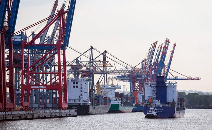 eurogate container terminal hamburg hhla