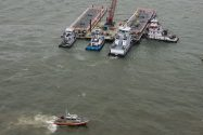 Photos Show Extent of Houston Ship Channel Oil Spill and Cleanup – Update