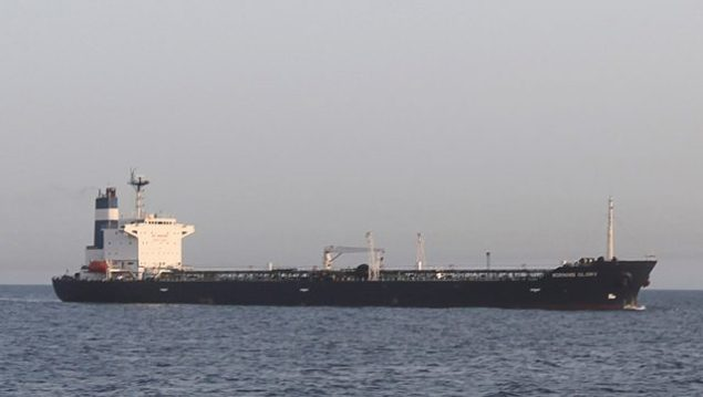 morning glory tanker libya
