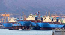 South Korean Shipbuilding Hub Battens Down the Hatches as Orderbooks Shrink