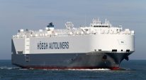 Höegh St. Petersburg Car Carrier Arrives at Possible Crash Location in Southern Indian Ocean