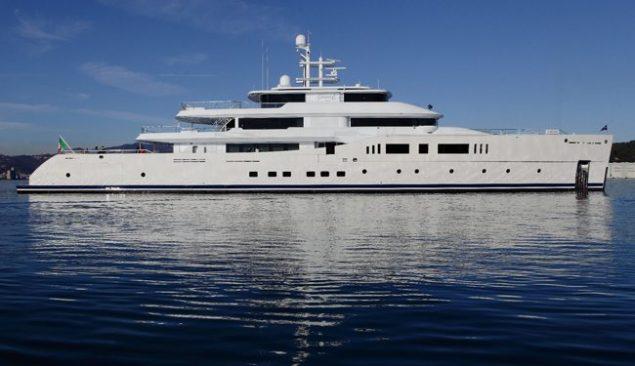Picchiotti motor yacht grace perini navi