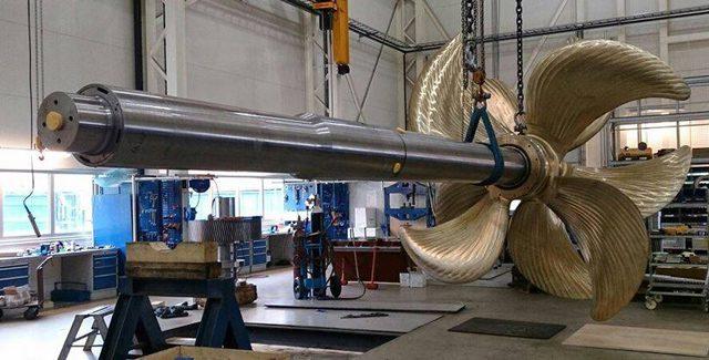 scana volda contra rotating propeller juanita