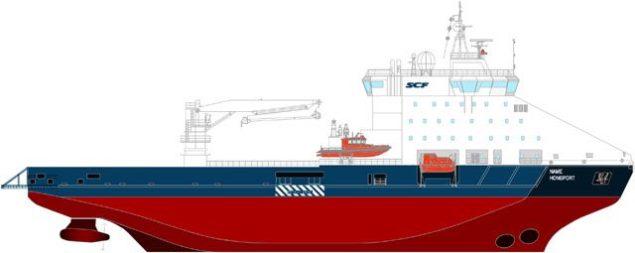 nb 511 icebreaker