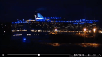 Passenger Injured by Champagne Cork on Norwegian Cruise Liner