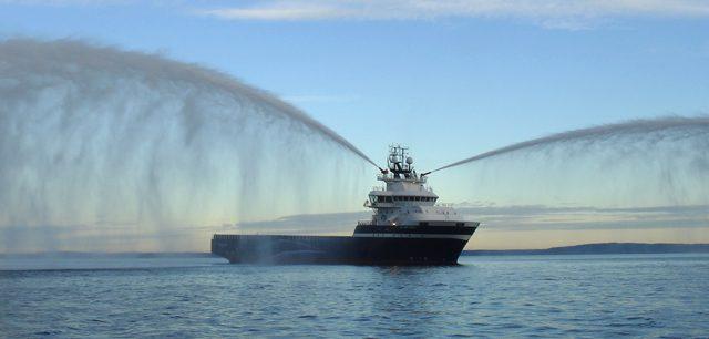 island dawn offshore supply vessel vard brevik