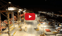 Time-Lapse: London Gateway's New Second Berth in Action