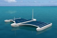 Unmanned Surface Vessel Concept Heading for Prototype Construction