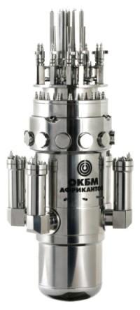 RITM 200 nuclear reactor