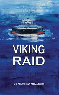 viking-raid-robert-fairchild-novel-matthew-mccleery-paperback-cover-art