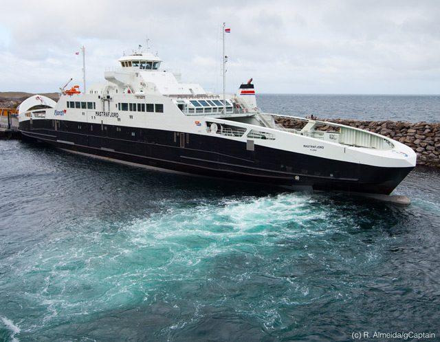 MV Mastrafjord