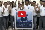 "IMO Secretary General's ""Day of The Seafarer"" 2014 Call to Action"