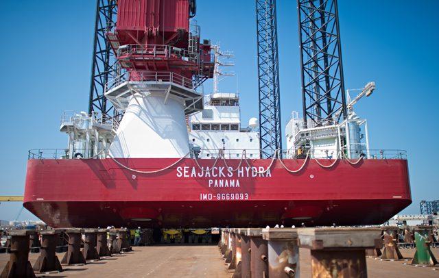 seajacks hydra