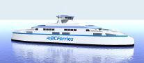 LR Chosen to Class Canada's New LNG-Powered Ferries