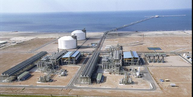 Egyptian LNG (ELNG) terminal