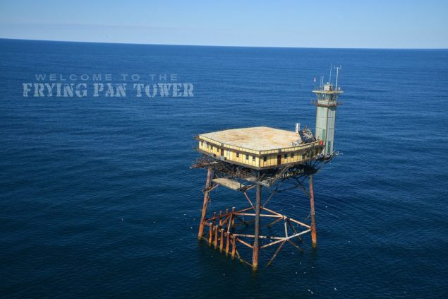 Photo Courtesy Frying Pan Tower B&B