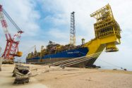 After 3-Year Refit, FPSO N'Goma Installation Underway Offshore Angola
