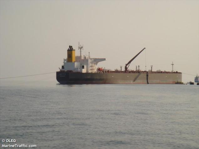 MT Elia. File Photo (c) MarineTraffic.com